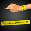 Yellow Slap Bracelets (8 3/4