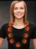 Pumpkin LED Necklaces