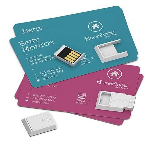 1 GB Ready To Stick USB Flash Drive