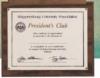 Slide-In Photo/ Certificate Holder (10 1/2