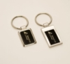 Chrome Plated Key Rings (1
