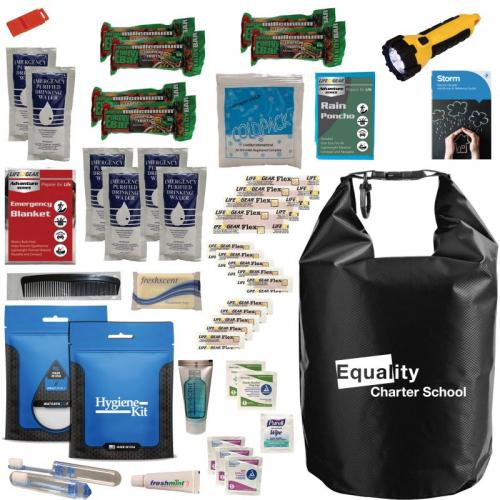 Dry Bag 24 Hour Disaster Kit