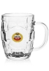 20 oz. ARC Britannia Glass Beer Mugs