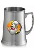 13.5oz Stainless Steel Beer Mugs