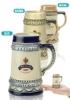 2 oz. Bremen Mini Ceramic Beer Mug Shooters