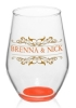 11 oz ARC Concerto Stemless Wine Glass