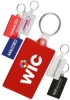 Rectangle Soft Keychains
