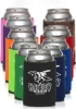 Assorted Premium 4mm Collapsible Can Coolers