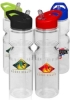 28 oz. Sports Bottles With Straw