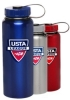 34 oz. Stainless Steel Sports Bottles With Lid