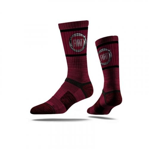 Premium Printed Crew Socks