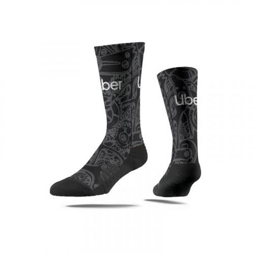 Premium Full Sub Crew Socks