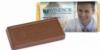 1oz Belgian Chocolate Bar w/ 4-color Process Wrapper