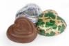 Belgian Chocolate Giveaways - Belgian Chocolate Hearts (Bulk)