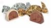 Belgian Chocolate Giveaways - Belgian Chocolate Twist Wrapped Truffles (Bulk)