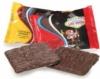 2pc Chocolate Covered Grahams in Custom Imprinted Magic Pack