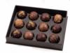 Deco Collection 2pc Gift Box w/ Handmade Truffles