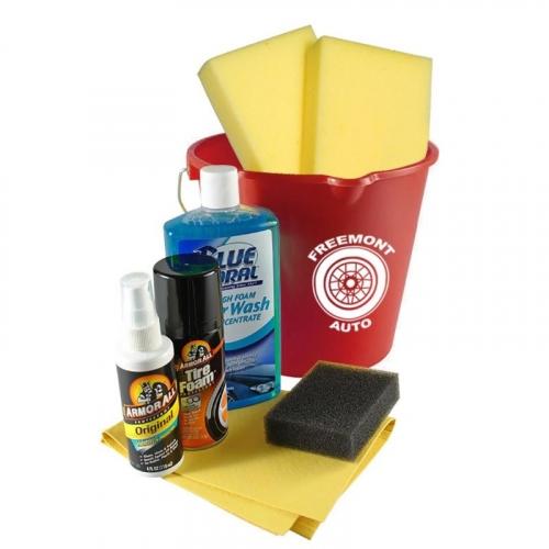 Complete Car Wash Kit