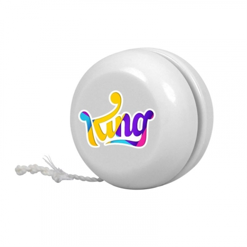 Yo-Yo with Digital Imprint - Made in US
