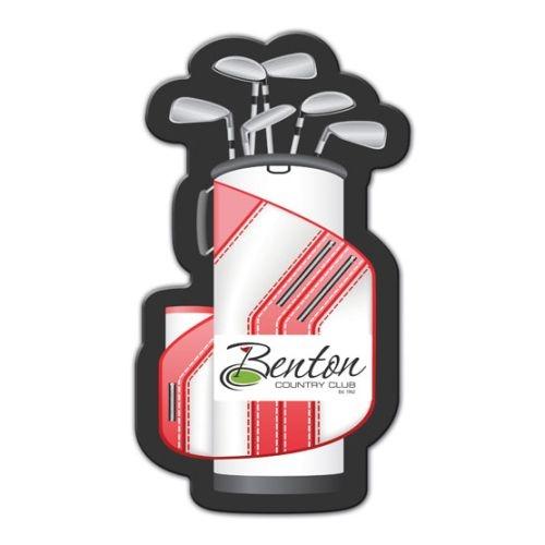 Full Color Magnets (Golf Ball)