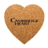 Cork Coasters (Heart)