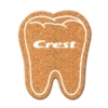 Cork Coasters (Tooth)