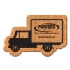Cork Coasters (Box Truck)