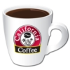 Full Color Coffee Cup Coaster