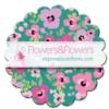 Full Color Flower Coaster