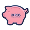 Full Color Piggy Bank Coaster