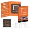 Tek-Booklet Square Credit Card Mints