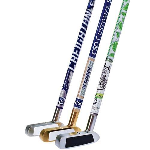 Two-Sided Show Off Golf Putter