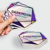 Holographic Die-Cut Sticker Singles (3