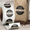 Custom Paper Roll Labels (5