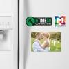 CUstom Die-Cut White Vinyl Stickers (5