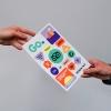 Custom Matte Vinyl Sticker Pages