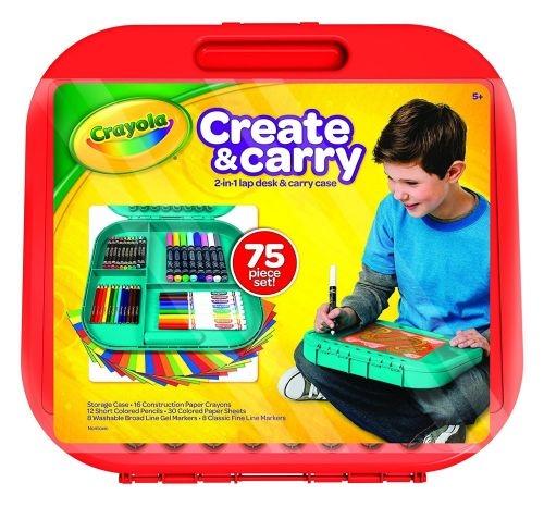 Crayola - Create 'N Carry Case