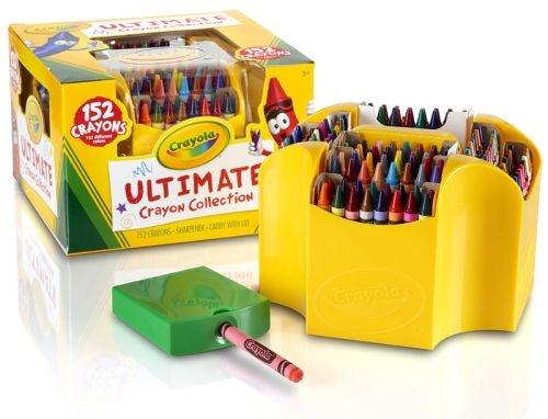 Crayola - Ultimate Crayon Case - 152 Count
