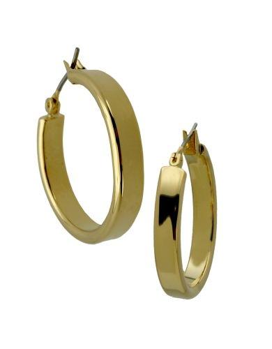 GUESS Jewelry - Gold Hoop Earrings
