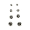 GUESS Jewelry - Crystal Four Pair Earring Set