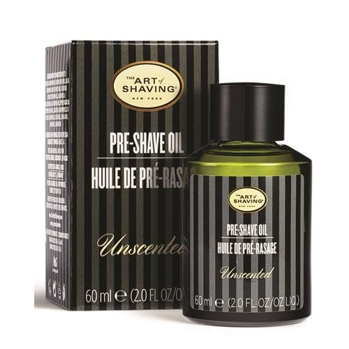 The Art of Shaving - Pre-Shave Oil - Unscented - 2 oz