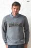 Premium Cotton Fleece Crew Sweatshirt