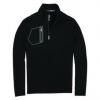 Ralph Lauren® RLX Brushed Back Tech 1/4 Zip Jersey Pullover