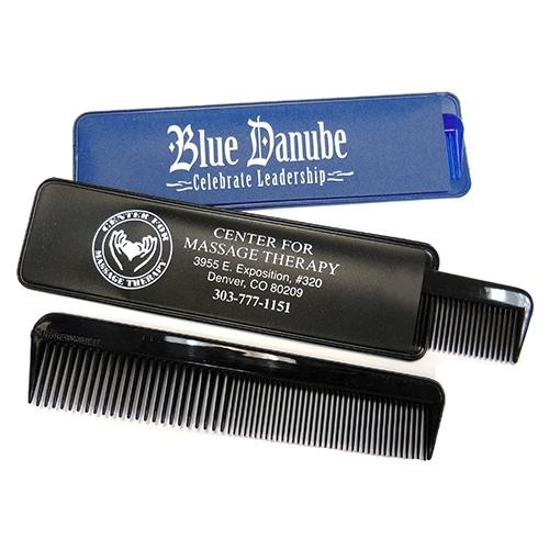 Comb in Vinyl Case