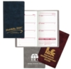 Weekly Planner w/ Executive Crush Vinyl Cover (w/o Map) - 1 Color Insert