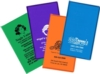 Ultra Vibrant TEK Translucent Vinyl Weekly Planner w/ 2 Color Insert & Map
