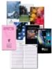 Address Book Full Color Digital Pocket Planner