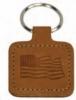 Leather Key Fob 3.5