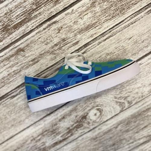 Custom Printed Tennis Shoes - The Dan