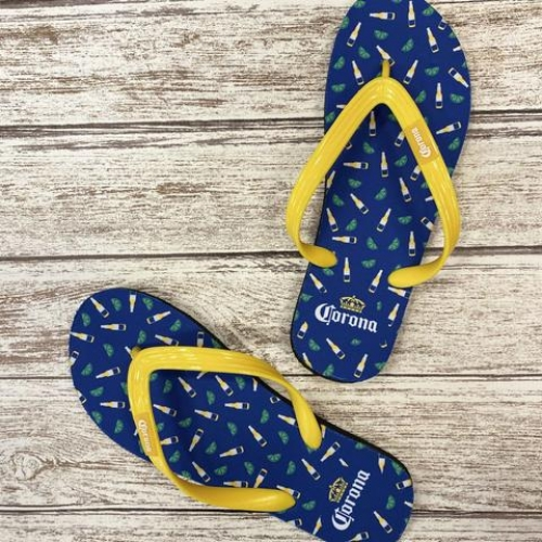 Custom Printed Flip Flop Sandals